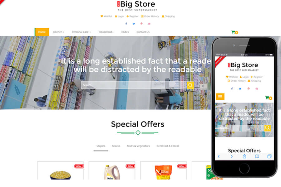Thiết kế website kinh doanh online