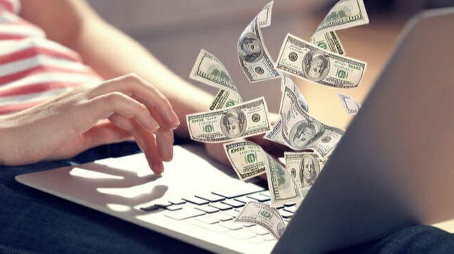 Xu thế kiếm tiền Online với Internet