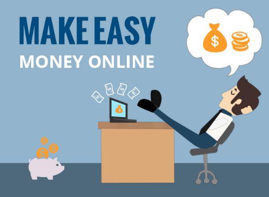 Lợi ích của kiếm tiền Online