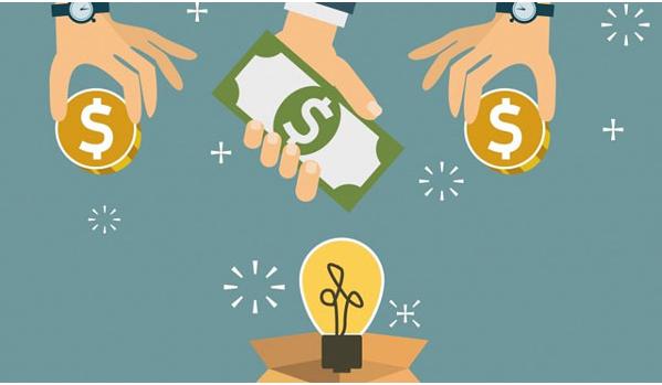 Khởi nghiệp cần phải có tiền để đầu tư