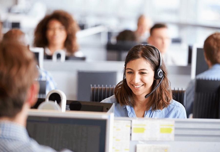 Tiếp nhận và xử lý thông tin khách hàng