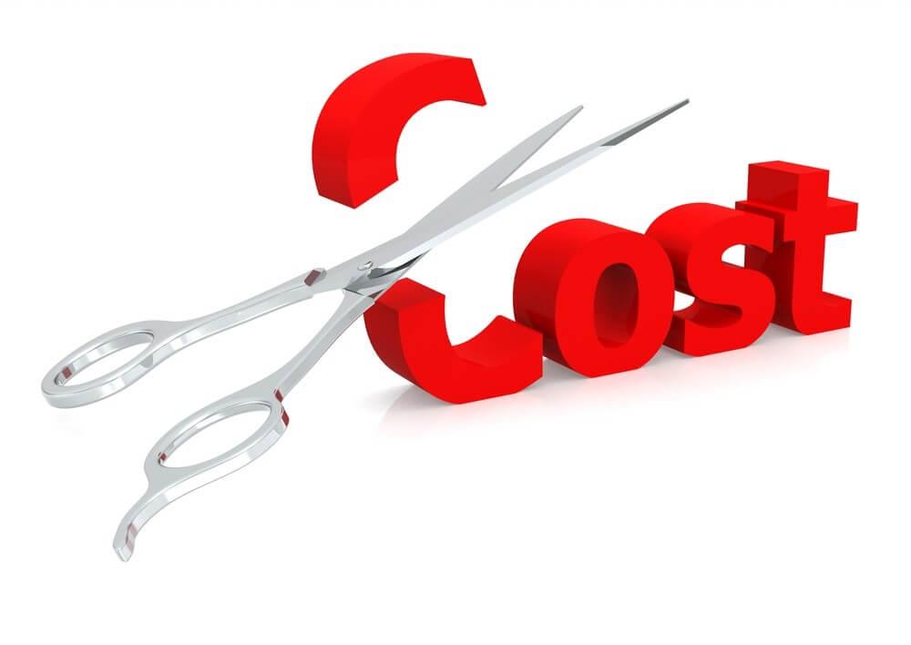 Cắt giảm chi phí nhân công giúp cho doanh nghiệp đỡ một phần chi phí