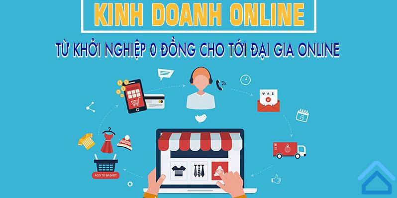 Kinh nghiệm mở shop bán hàng online