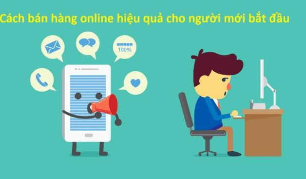 10 khóa học bán hàng online.