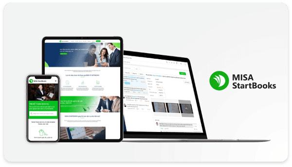 Phần mềm quản trị doanh nghiệp MISA