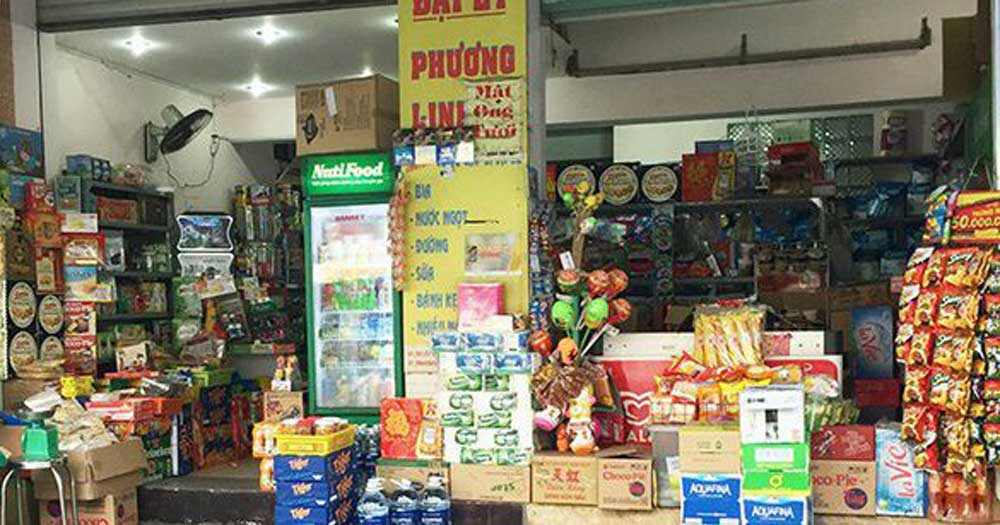 Cửa hàng tạp hóa cần phải đa dạng các sản phẩm