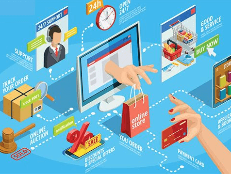 ưu điểm khi tiếp cận khách hàng online