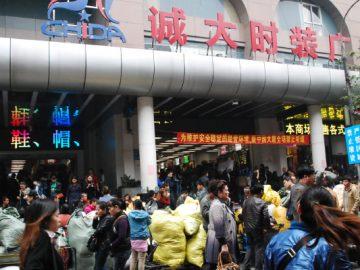Kinh nghiệm buôn hàng Trung Quốc, nhập hàng Trung Quốc giá gốc